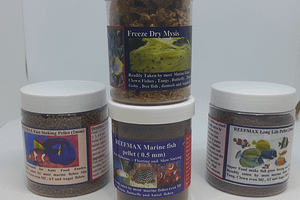 Food for Fish & Corals