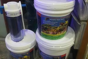 SeaSalt Seawater Filter