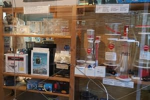 Equipment : Reef Light, Protein Skimmer, Reactor & Chiller
